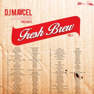 DJ Maacel pres.FRESH BREW DANCEALL MIX