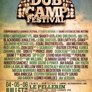 Rootikaly Movement @ Dub Camp Festival 2014 p1