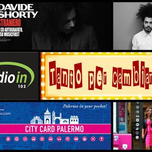 Tanto x cambiare - Radio In 102 Palermo 15-03-2017
