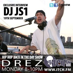 DREZ - Hiphopbackintheday Show 41 - DJ JS1