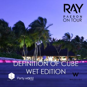 DEFINITION OF CUBE - WET EDITION