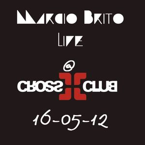 MARCIO BRITO@CROSS KLUB, PRAGUE, CZ 16-05-12