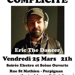 Eric the Dancer 25 03 2016
