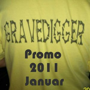 Gravedigger- Promo 2011 Januar