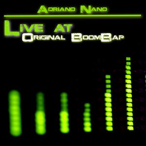 Mix @ Original Boom Bap hosted by Kame Senin // 2 oct 2012