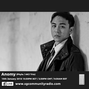 SGCR Radio Show #30 - 10.01.2018 Episode Part 2 ft. Anomy