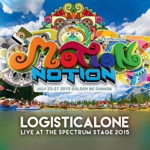 Live @ Motion Notion Festival 2015, Spectrum stage
