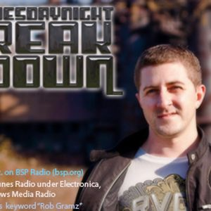 Rob Gramz - Tuesday Night Breakdown s1e13