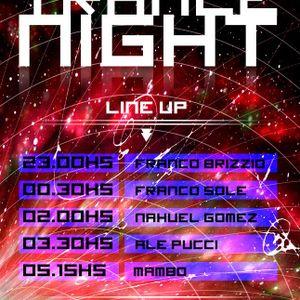 Ale Pucci @ Trance Night 20-06-13