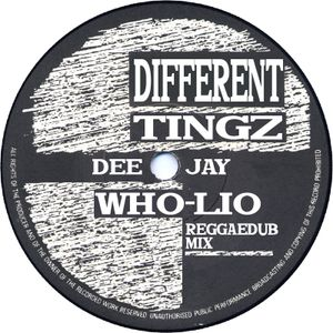 Different Tingz - Deejay Who-lio