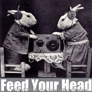 Feed Your Head recorded Sunday 23rd July on Kane FM with guest mix from Mr BC.