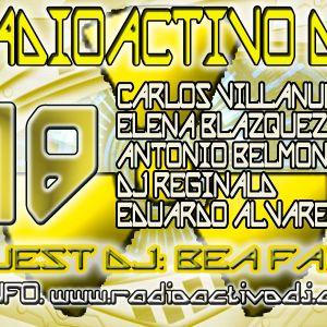 RADIOACTIVO DJ 18-2015 BY CARLOS VILLANUEVA