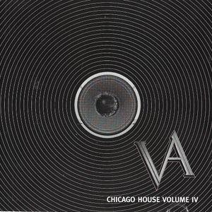 DJ Vince Adams - Chicago House Volume 4 (2000)