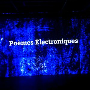 Poemes Electroniques: Live At WREK 91.1FM / Atlanta [24.03.2015]