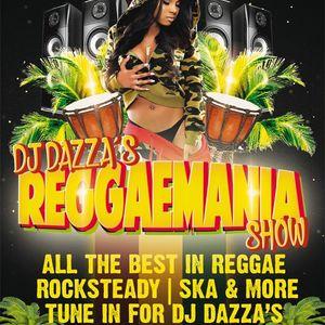 Reggaemania Show With Dazza - May 15 2019 http://fantasyradio.stream