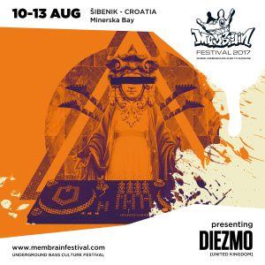 Diezmo - Membrain Promo Mix 2017