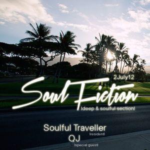 Soul Fiction Radio Show @ Vibes Radio Guest mix QJ part 2