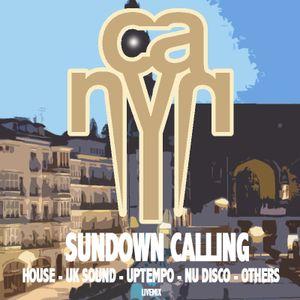 Dj Canyn - Sundown Calling