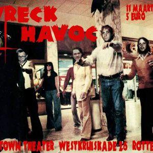 Zombieflesheater (Live PA) @ Wreck Havoc (11-03-2005)