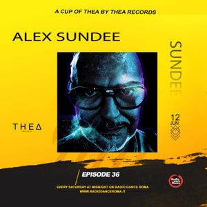 A cup of thea ep. 36 with Alex Sundee