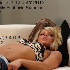 Radio TOP 17 JuLY  2012   [# 7  ··i-My Euphoric Summer vol.1·· ]
