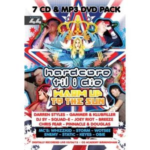 HTID Warm up to the sun 2012