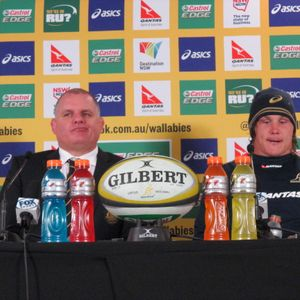 Rugby N' Bits - Bledisloe Cup special with reaction from Wallaby and NZ camps