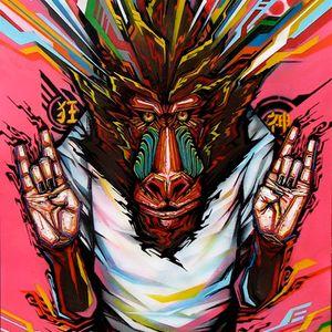 The Monkey Sound -  Psykomane @ GoaLiciouSColonge 17/09/16