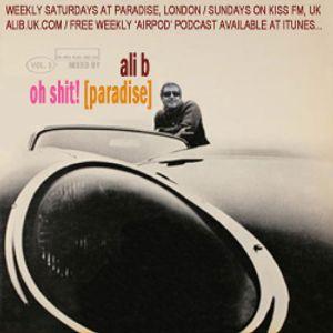 Ali B - Oh Shit! (Paradise) Vol. 2