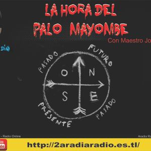 002 La Hora del Palomayombe 211117 La Iniciacion en el Mayombe