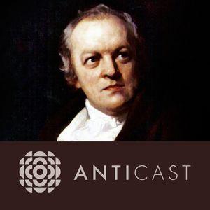 AntiCast 110 – A obra de William Blake, poeta e ilustrador