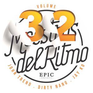 Maestros del Ritmo vol 32 - Official Mix by John Trend, Dirty Nano & Jay Ko