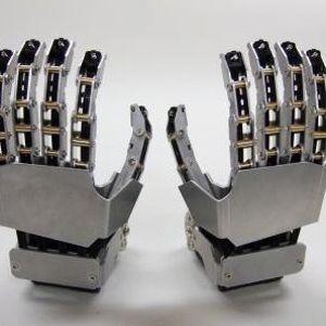 Teaching Robot - Body Parts... Part 2