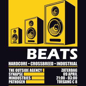 Pathogen - Hard Beats Promo Mix