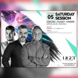 2016.03.05. - LIGET - Saturday