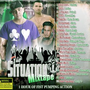 THE SITUATION MIXTAPE