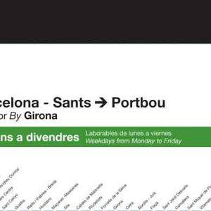 "El corredor ferroviari Barcelona-Girona-Figueres, ""llaminer"" per operadores internacionals"