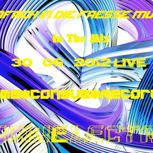 {EINFACH IN DIE FRESSE MUCKE} NickiElectro Set [H'C'R] In The Mix {HomeConsumRecords} 30.06.2012
