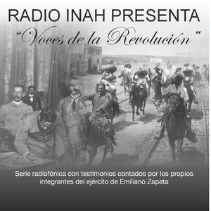 Voces de la Revolución: Emiliano Zapata, general en  jefe del Ejército Libertador del Sur