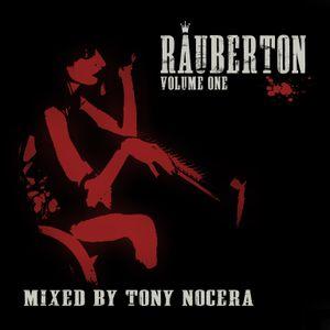 RÄUBERTON - mixed by TONY NOCERA