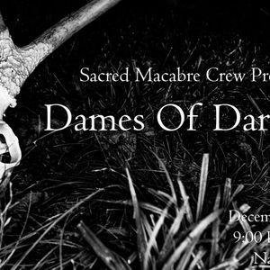 miss kitty bizkits @ dames of darkness 12/16/17