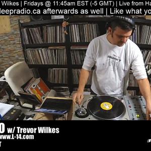 Bleep Radio #385 w/ Trevor Wilkes (Live-streamed February 8, 2019)