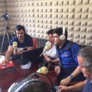 Radio Maratón Solidario a beneficio de Alzhei-Arahal, 1º parte, jueves 09 de junio 2016.