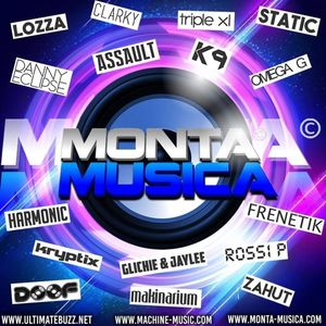 DJ Andy Effect - Monta Musica 3 Deck Promo Mix - Spanish & UK Bounce