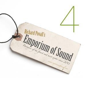 Richard Povall's Emporium of Sound Series 4 Nr 3