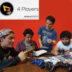 4 Players - 23 junio 2017