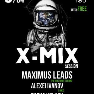 X-MIX # 334