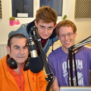 Eric Hall on Phoenix FM - 19 Apr 2014