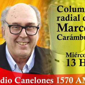 Marcos Carámbula | La Columna | 15.03.2017