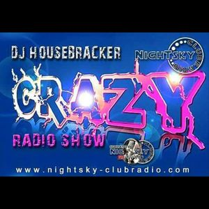 DJ Housebracker - The Crazy Show (27.06.2015)